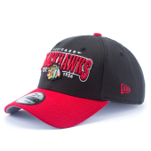Бейсболка New Era - Chicago Blackhawks Retro Classic 39THIRTY
