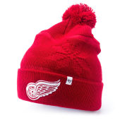 Шапка '47 Brand - Detroit Red Wings Ski Track
