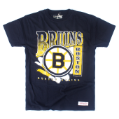 Футболка Mitchell & Ness - Boston Bruins Marquee Tee
