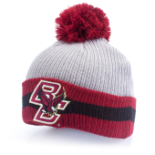 Шапка Mitchell & Ness - Boston College Eagles Rebbed Stripe Knit