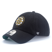 Бейсболка '47 Brand - Boston Bruins Brooksby Clean Up