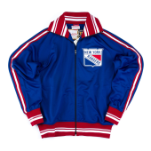 Олимпийка Mitchell & Ness - New York Rangers Training Room Track Jacket