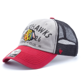 Бейсболка '47 Brand - Chicago Blackhawks Flathead Adjustable