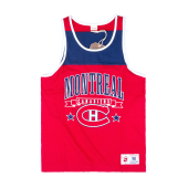 Майка Mitchell & Ness - Montréal Canadiens Color Blocked Tank