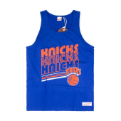 Майка Mitchell & Ness - New York Knicks Repeat Graphic Tank