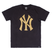 Футболка '47 Brand - New York Yankees Pitchback Tee Gold