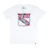 Футболка '47 Brand - New York Rangers Frozen Rope M-90 Tee