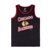 Майка '47 Brand - Chicago Blackhawks Till-Dawn Graphic Tank