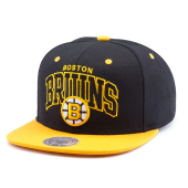 Бейсболка Mitchell & Ness - Boston Bruins Guard Snapback