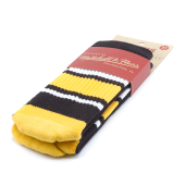 Носки Mitchell & Ness - M&N Tube Socks (black/gold)