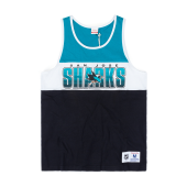 Майка Mitchell & Ness - San Jose Sharks Home Stand Tank