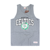 Майка Mitchell & Ness - Boston Celtics Team Arch Tank (grey heather)