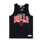 Майка Mitchell & Ness - Chicago Bulls Team Arch Tank (black)