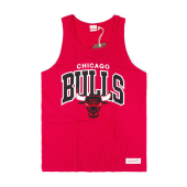 Майка Mitchell & Ness - Chicago Bulls Team Arch Tank (red)