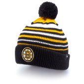 Шапка '47 Brand - Boston Bruins Incline Cuff Beanie