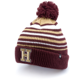 Шапка '47 Brand - Harvard Crimson Incline Cuff Beanie