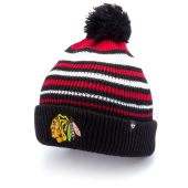 Шапка '47 Brand - Chicago Blackhawks Incline Cuff Beanie