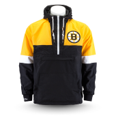 Куртка Mitchell & Ness - Boston Bruins Half Zip Windbreaker