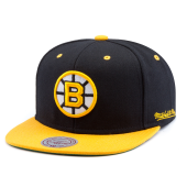 Бейсболка Mitchell & Ness - Boston Bruins Flipside Snapback