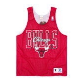Майка Mitchell & Ness - Chicago Bulls Reversible Mesh Tank
