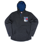 Лонгслив Mitchell & Ness - New York Rangers Hooded Longsleeve