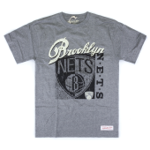 Футболка Mitchell & Ness - Brooklyn Nets Split Logo Tee