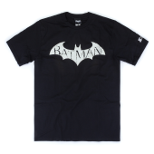 Футболка Starter Black Label - Batman Arkham - Glow In The Dark Tee