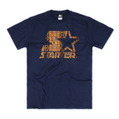 Футболка Starter Black Label - Late Reg Tee (navy)
