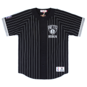Рубашка Mitchell & Ness - Brooklyn Nets Button Front Jersey