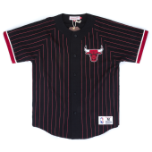 Рубашка Mitchell & Ness - Chicago Bulls Button Front Jersey