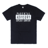 Футболка Starter Black Label - Parental Advisory Core Logo Tee