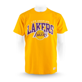 Футболка Mitchell & Ness - Los Angeles Lakers Team Arch Tee
