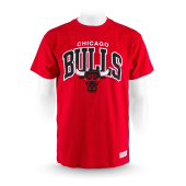 Футболка Mitchell & Ness - Chicago Bulls Team Arch Tee