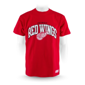 Футболка Mitchell & Ness - Detroit Red Wings Team Arch Tee