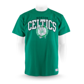Футболка Mitchell & Ness - Boston Celtics Team Arch Tee