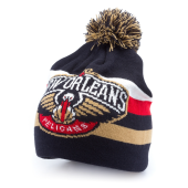 Шапка Mitchell & Ness - New Orleans Pelicans Boost Team Colour Long Knit