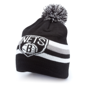 Шапка Mitchell & Ness - Brooklyn Nets Boost Team Colour Long Knit