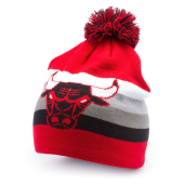 Шапка Mitchell & Ness - Chicago Bulls Boost Team Colour Long Knit