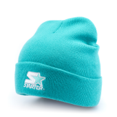 Шапка Starter Black Label - Icon Cuff Knit (teal)