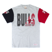 Футболка Mitchell & Ness - Chicago Bulls 3 In-The-Key Tee