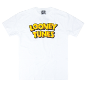 Футболка Starter Black Label - Looney Tunes Wordmark T-Shirt (white)