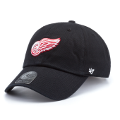 Бейсболка '47 Brand - Detroit Red Wings Clean Up