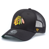 Бейсболка '47 Brand - Chicago Blackhawks Branson '47 MVP