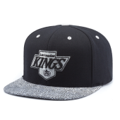 Бейсболка Mitchell & Ness - Los Angeles Kings Court Vision Snapback