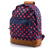 Рюкзак Mi Pac - All Polka Navy/Red