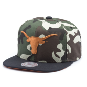 Бейсболка Mitchell & Ness - Texas Longhorns Ambush Snapback