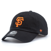 Бейсболка '47 Brand - San Francisco Giants Clean Up (black)