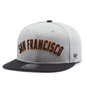 Бейсболка '47 Brand - San Francisco Giants Script-Side Snapback