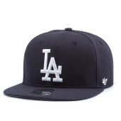 Бейсболка '47 Brand - Los Angeles Dodgers Sure Shot Snapback (navy)