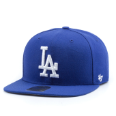 Бейсболка '47 Brand - Los Angeles Dodgers Sure Shot Snapback (royal)